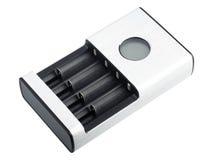 Cargador de batería Foto de archivo libre de regalías