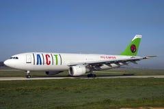 Cargaison Airbus A300 Photo libre de droits