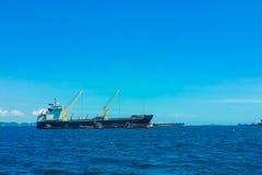 Cargaison de navire photo stock