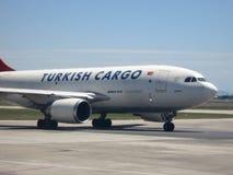 Cargaison turque Airbus A310 Image stock