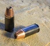 Cargas de la autodefensa Fotografía de archivo libre de regalías