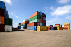 Cargo Royalty Free Stock Images