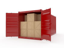 Cargo Stock Photography