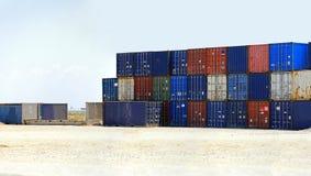 Cargo Royalty Free Stock Image