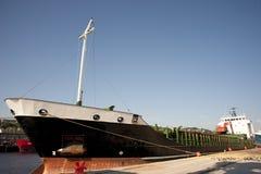 Cargo accouplé Photos libres de droits