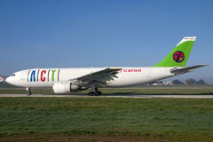 Cargo Airbus A300 Stock Images