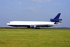 Cargo aircraft stock images