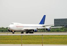 Cargo airplane Royalty Free Stock Photography