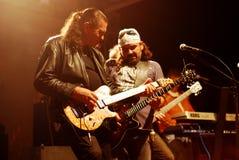 Cargo, banda de rock rumana Imagenes de archivo