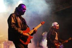 Cargo, banda de rock rumana Imágenes de archivo libres de regalías