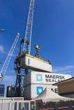 Cargo bay Royalty Free Stock Photo
