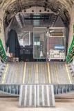 Aircraft cargo bay stock photos