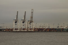 Cargo bay Stock Photography
