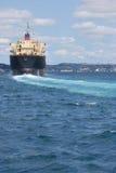 Cargo boat Royalty Free Stock Image
