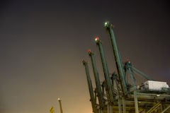 Cargo Cane Stock Image