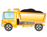 Cargo car Royalty Free Stock Photos
