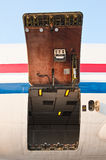 Cargo compartment door Stock Photography