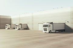 Cargo concept Stock Photo