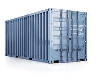 Cargo container Stock Photos