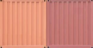 Cargo container Royalty Free Stock Photos