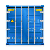 Cargo Container Vector Stock Photography
