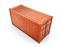 Cargo container Stock Photography