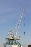 Cargo crane Stock Image