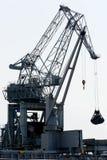Cargo crane Stock Photos