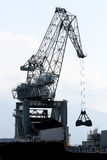 Cargo crane Royalty Free Stock Photos