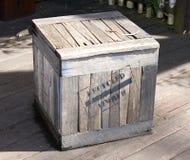 Cargo crate Stock Photos