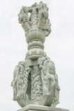Cargo de pedra do dragão Imagens de Stock