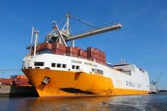 Cargo de roulier Image libre de droits