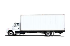 Free Cargo Delivery Royalty Free Stock Photos - 14074928