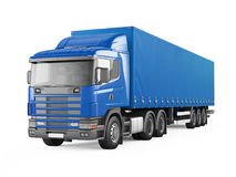 Cargo Delivery Truck. Royalty Free Stock Photos