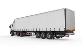 Cargo Delivery Truck Royalty Free Stock Image