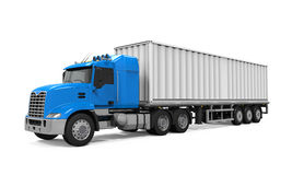 Cargo Delivery Truck Royalty Free Stock Photography