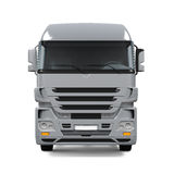 Cargo Delivery Truck stock image