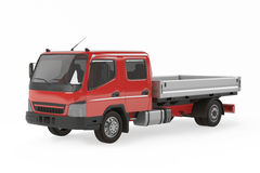 Cargo delivery vehicle. Tipping lorry. See my other works in portfolio Stock Photos
