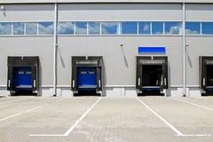 Cargo doors Stock Photos