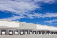 Cargo doors Stock Photo