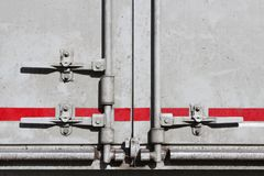 Cargo doors Stock Photos