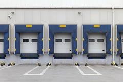 Cargo doors Stock Images
