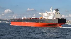 Cargo en mer photos libres de droits