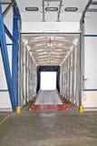 Cargo entrance Royalty Free Stock Photo