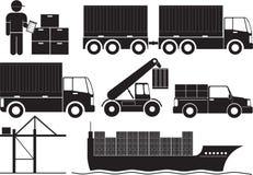 Cargo Royalty Free Stock Photos