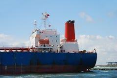 Cargo freighter Stock Photo