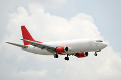 Cargo jet stock photos