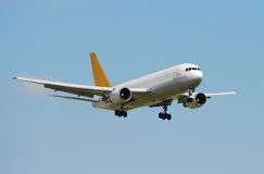 Cargo jet airplane Royalty Free Stock Photo