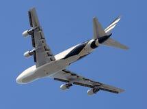 Cargo jet airplane Royalty Free Stock Photos