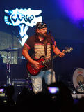 Cargo live concert at October fest in Oradea Romania Stock Photography